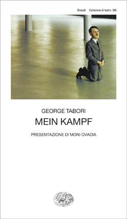Copertina del libro Mein Kampf di George Tabori