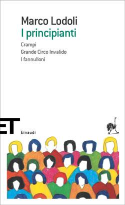 Copertina del libro I principianti di Marco Lodoli