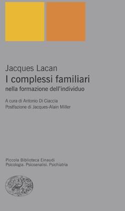 Copertina del libro I complessi familiari di Jacques Lacan