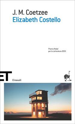 Copertina del libro Elizabeth Costello di J. M. Coetzee