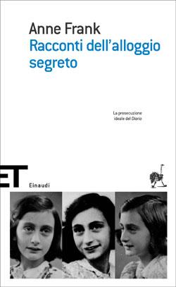 Copertina del libro Racconti dell'alloggio segreto di Anne Frank