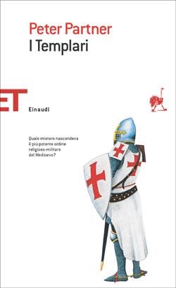 Copertina del libro I Templari di Peter Partner