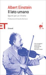 Copertina del libro Il lato umano di Albert Einstein