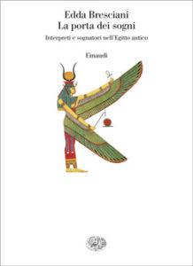 Copertina del libro La porta dei sogni di Edda Bresciani