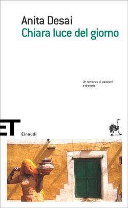 Copertina del libro Chiara luce del giorno di Anita Desai