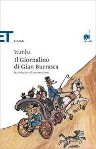 Copertina del libro Il Giornalino di Gian Burrasca di Vamba