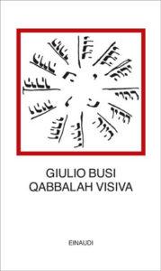 Copertina del libro Qabbalah visiva di Giulio Busi