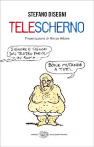 Copertina del libro Telescherno di Stefano Disegni