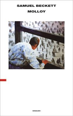 Copertina del libro Molloy di Samuel Beckett
