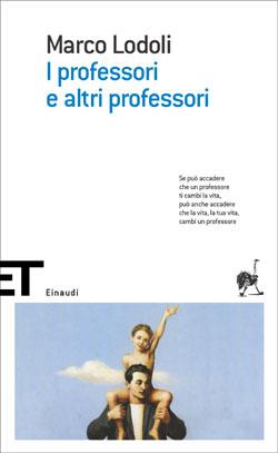 Copertina del libro I professori e altri professori di Marco Lodoli