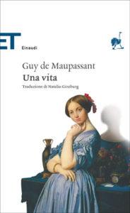 Copertina del libro Una vita di Guy de Maupassant