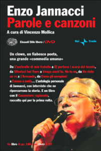 Copertina del libro Parole e canzoni di Enzo Jannacci