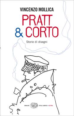 Copertina del libro Pratt & Corto di Vincenzo Mollica