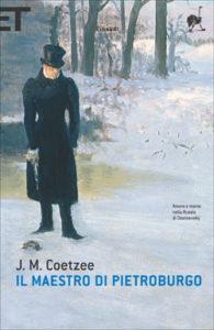 Copertina del libro Il Maestro di Pietroburgo di J. M. Coetzee