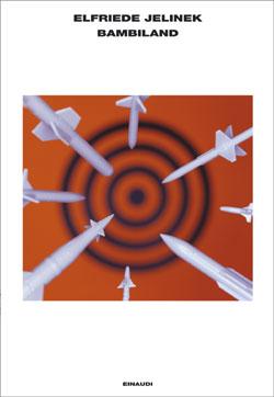 Copertina del libro Bambiland di Elfriede Jelinek