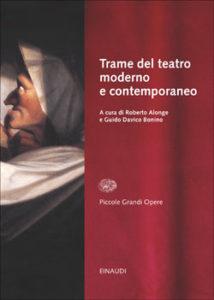 Copertina del libro Trame del teatro moderno e contemporaneo di VV.