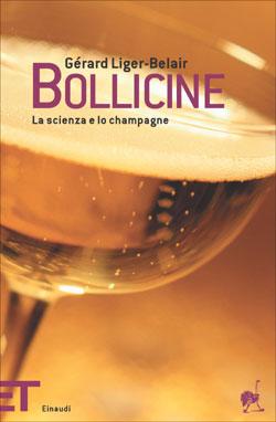 Copertina del libro Bollicine di Gerard Liger-Belair