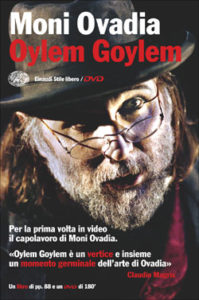 Copertina del libro Oylem Goylem di Moni Ovadia