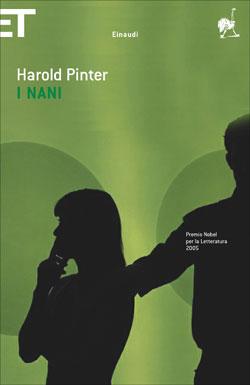 Copertina del libro I nani di Harold Pinter