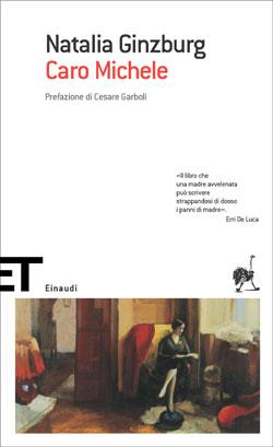 Copertina del libro Caro Michele di Natalia Ginzburg