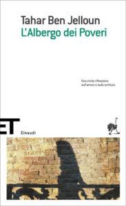 Copertina del libro L'Albergo dei Poveri di Tahar Ben Jelloun