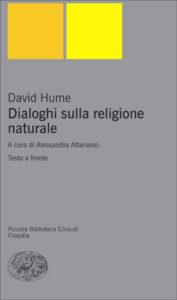 Copertina del libro Dialoghi sulla religione naturale di David Hume