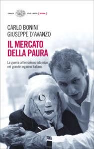 Copertina del libro Il mercato della paura di Carlo Bonini, Giuseppe D'Avanzo