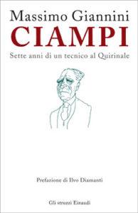 Copertina del libro Ciampi di Massimo Giannini