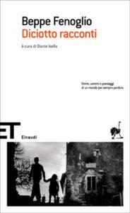 Copertina del libro Diciotto racconti di Beppe Fenoglio