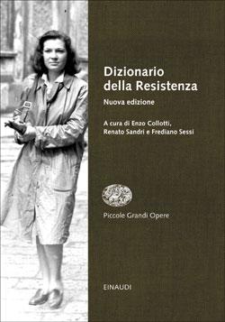 Copertina del libro Dizionario della Resistenza di VV.