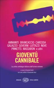Copertina del libro Gioventú cannibale