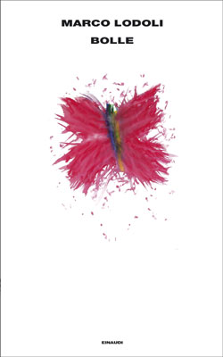 Copertina del libro Bolle di Marco Lodoli