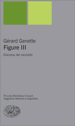 Copertina del libro Figure III di Gérard Genette