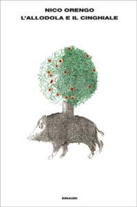 Copertina del libro L'allodola e il cinghiale di Nico Orengo
