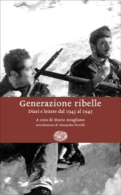 Copertina del libro Generazione ribelle di VV.