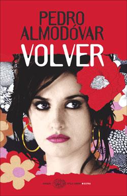 Copertina del libro Volver di Pedro Almodóvar