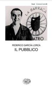 Copertina del libro Il pubblico di Federico García Lorca