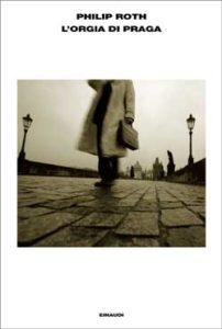 Copertina del libro L'orgia di Praga di Philip Roth