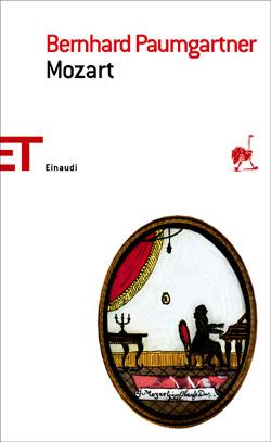 Copertina del libro Mozart di Bernhard Paumgartner