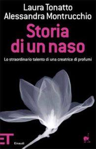 Copertina del libro Storia di un naso di Alessandra Montrucchio, Laura Tonatto