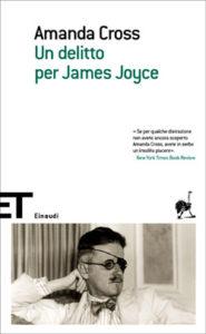 Copertina del libro Un delitto per James Joyce di Amanda Cross