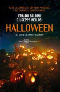 Copertina del libro Halloween di Eraldo Baldini, Giuseppe Bellosi