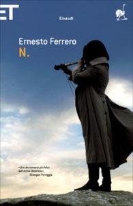 Copertina del libro N. di Ernesto Ferrero