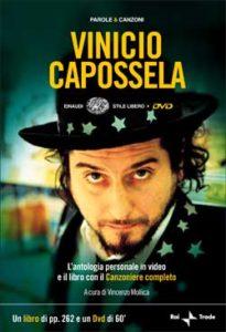 Copertina del libro Parole e canzoni di Vinicio Capossela