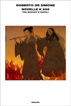 Copertina del libro Novelle K 666 di Roberto De Simone