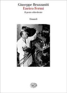 Copertina del libro Enrico Fermi di Giuseppe Bruzzaniti