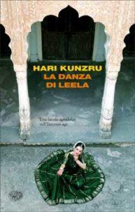 Copertina del libro La danza di Leela di Hari Kunzru