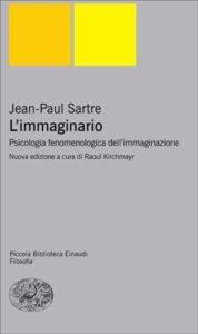 Copertina del libro L'immaginario di Jean-Paul Sartre