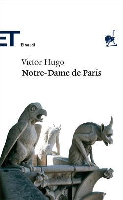 Copertina del libro Notre-Dame de Paris di Victor Hugo