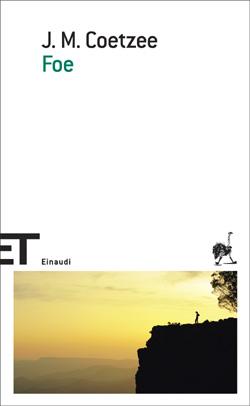 Copertina del libro Foe di J. M. Coetzee
